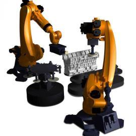 二手焊接工业机器人 机械手清洗机 焊接机器人设备