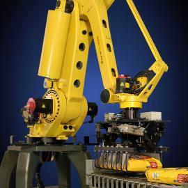 二手三菱焊接机器人 4轴涂胶机器人 喷涂机器人发展