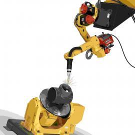 二手打包机 上下料机器人 汽车铸件打磨机器人