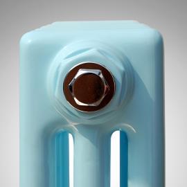 GG3067钢管柱型散热器 双层内防腐