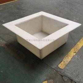 PP方箱塑料水箱酸碱箱塑料酸洗槽PP贮槽PVC