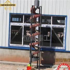 江西厂家直销实验室BLL-400型玻璃钢螺旋溜槽