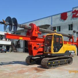 小型旋挖机钻18米深机型