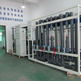 厂家专业供应线路板镍漂洗水回用设备、工程