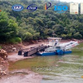 水葫芦切割打捞设备、机械收集水草好