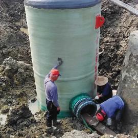 广元一体化预制泵站生产厂家