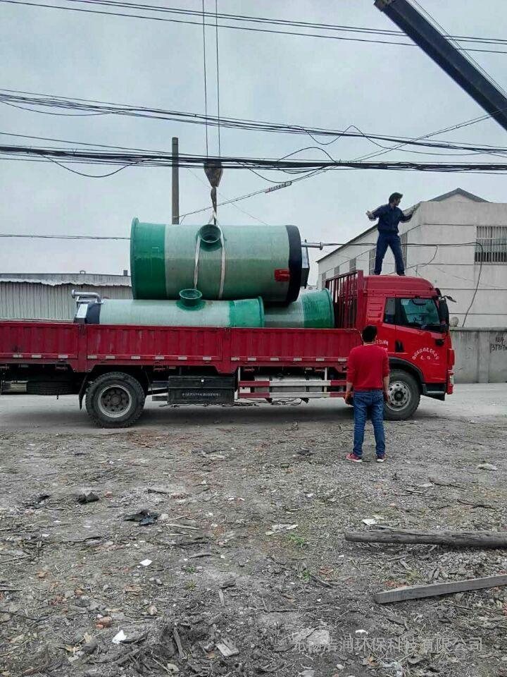 遂宁一体化预制泵站生产厂家