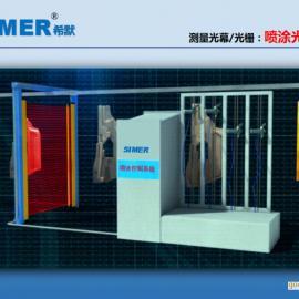 重庆测量光幕传感器 重庆安全保护装置 红外线保护装置