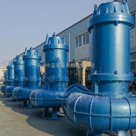 中蓝大流量低扬程排污泵型号