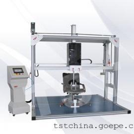 办公桌压力耐久测试,办公椅座面耐久性测试仪/家具检测