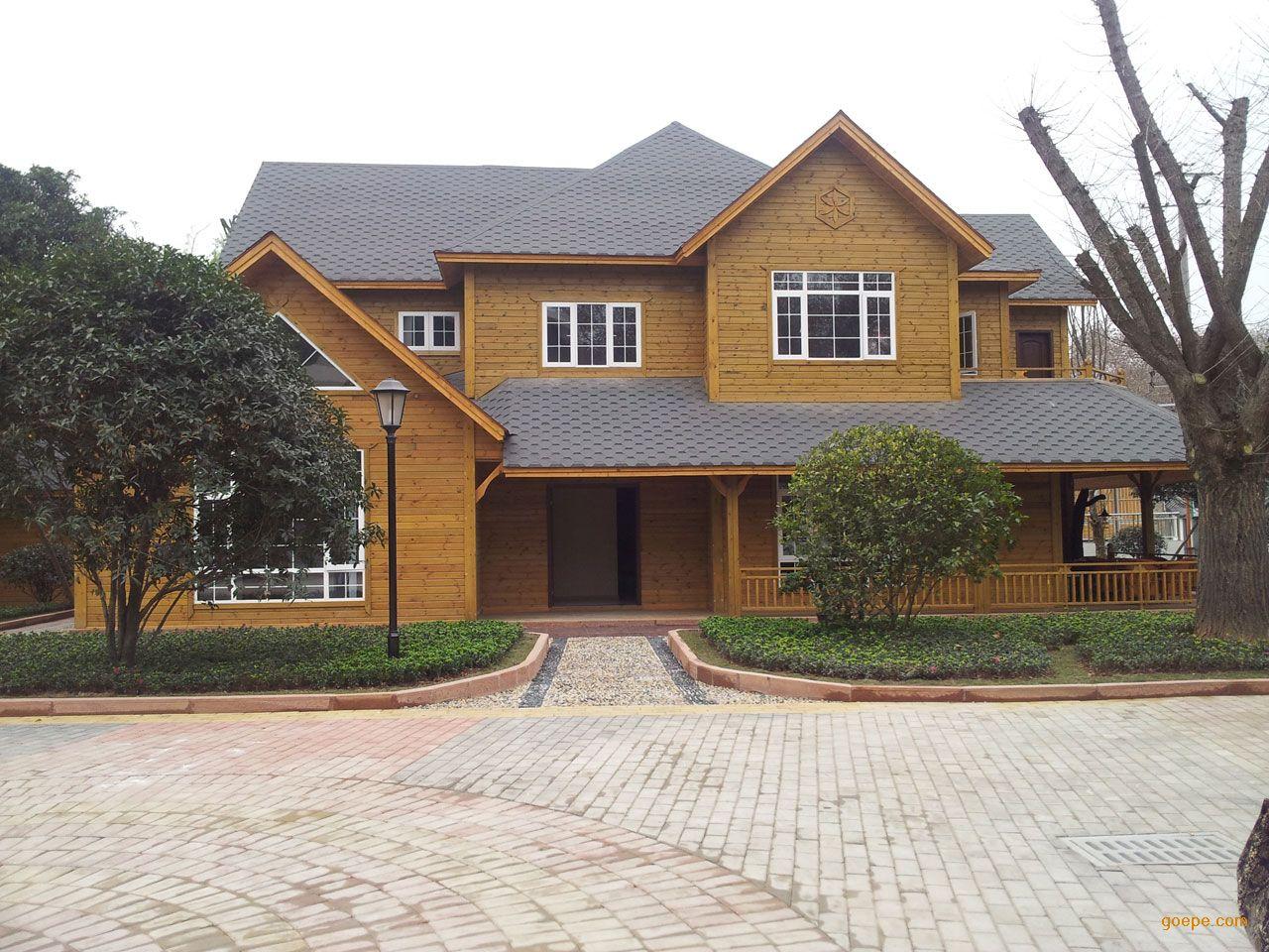 重庆小木屋木屋别墅树屋吊脚楼楼顶木屋花园小木屋四合院森林木屋