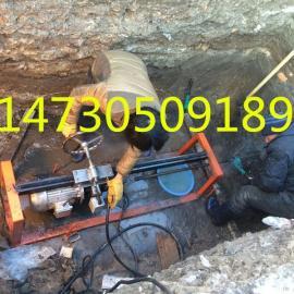 安阳市超大功率水钻顶管机液压顶管机水钻加长杆图片