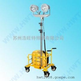 开普数码汽油发电机轻便式移动应急照明灯