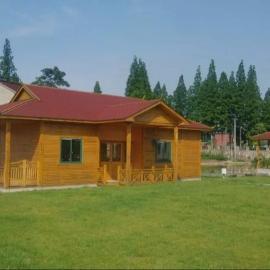 淮安木屋厂家专业建造各类木屋 木房子 木别墅 防腐木屋