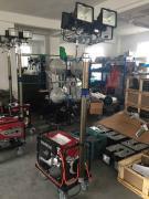 BT6000A全方位自动升降工作灯,移动照明车,工程抢险,消防照明灯