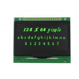 VGY12864S兼容OLED屏