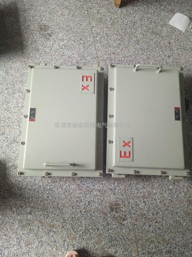 防爆接线箱非标定做|钢板焊接材质_铸铝防爆接线箱 *
