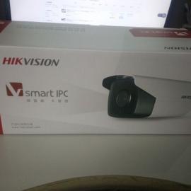 海康威视200万网络宽动态红外变焦摄像机监控安装