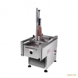 晟锋ST600B不锈钢全自动冻肉切片机商用