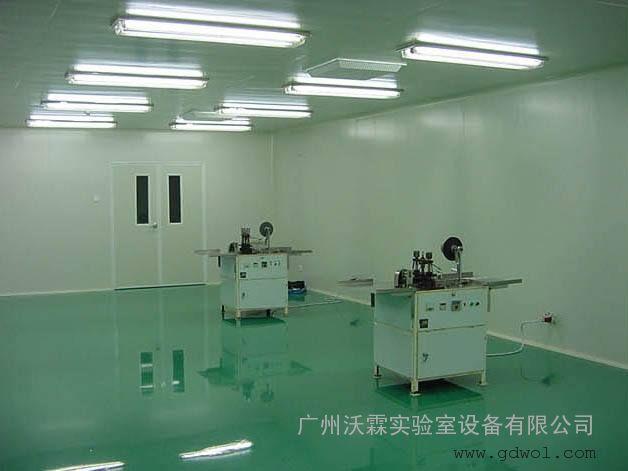 珠海食品实验室车间设计装修