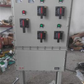 加热炉温控仪表防爆箱