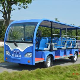 深圳市23座景区观光车,电瓶观光车价格,23座封闭电动车