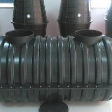 淮北市双瓮漏子式PE化粪池,三格式PE化粪池零售订做