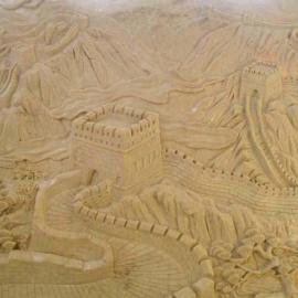 东莞雕塑厂承接各种浮雕壁画 五星级酒店大堂壁画浮雕制作 家居装