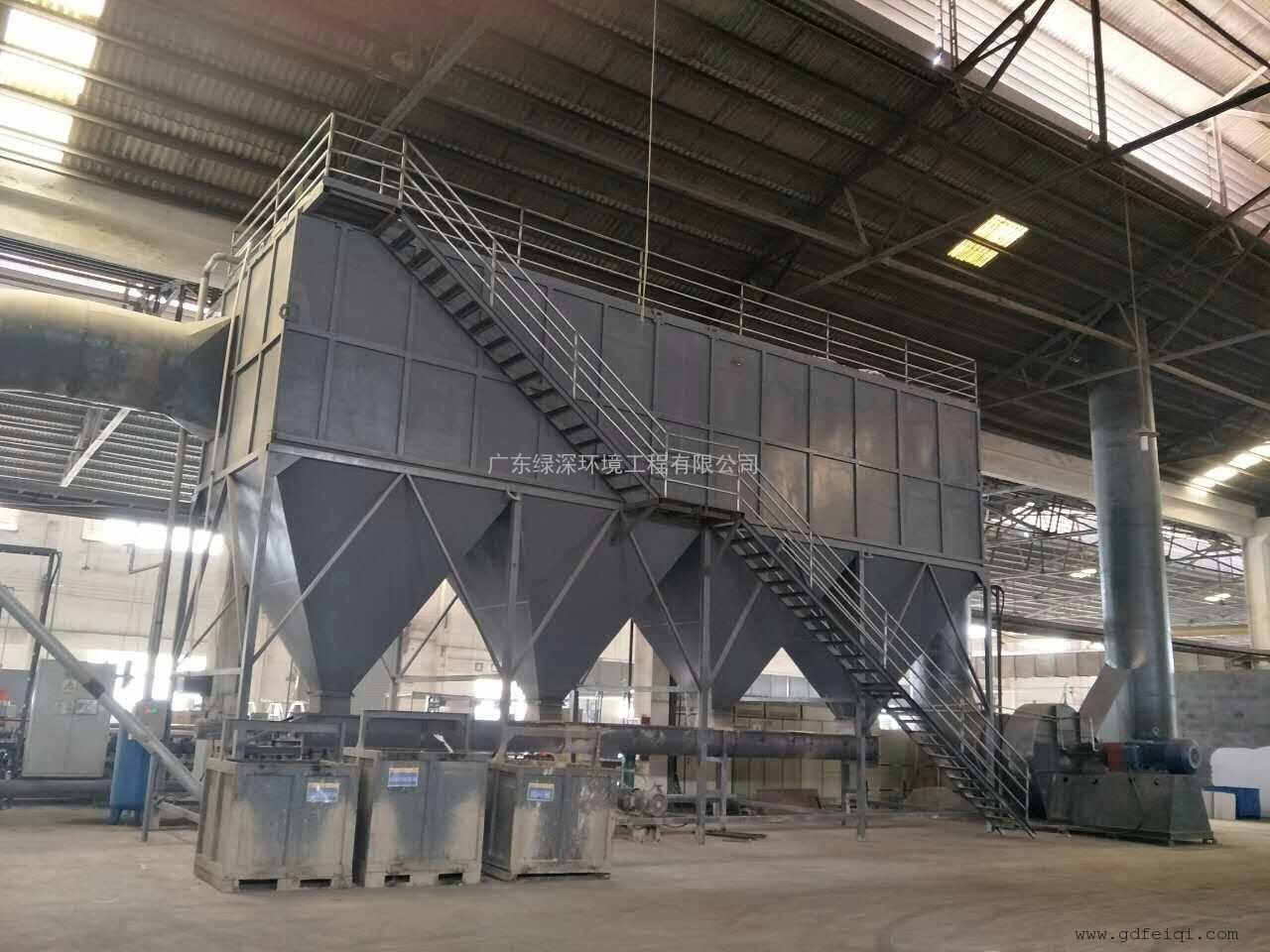 东莞气箱脉冲布袋除尘器,气箱袋式收尘器价格 气箱除尘器厂家直&