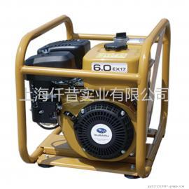 日本罗宾斯巴鲁3寸汽油水泵防汛排水灌溉