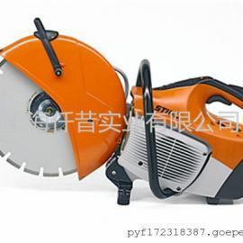德国斯蒂尔STIHL TS420手提式切割机 破拆切割机锯无齿锯