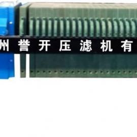 630板框压滤机技术参数