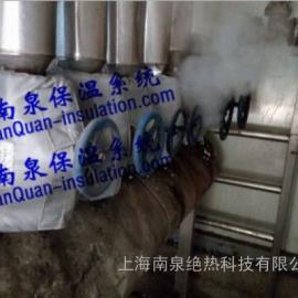 西藏截止阀可拆卸式保温盒Nansen阀门保温套