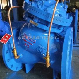 25压膜片式多功能水泵控制阀 JD745X-25C