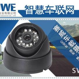 广东车载摄像头 侧腰摄像头 高清700线金属抗震 高清晰度 可调节