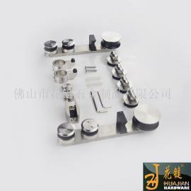 花键耐高温玻璃移门滑轮吊轮推拉门吊轮大量出售02A对玻璃