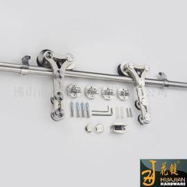 花键耐压强不锈钢滑轮移门轨道吊轮批量供应01A-C对墙