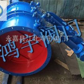 电液动通风蝶阀价格、厂家、型号、材质