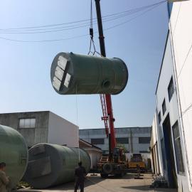一体化污水泵站与传统混凝土泵站区别