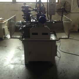 90度全自动钻孔铣扁铣槽机代理商
