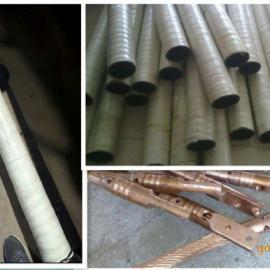 衡水耐温-20-120℃石棉防火水冷电缆护套胶管