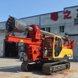 新款旋挖机厂家供应旋挖机海峨钻桩18米
