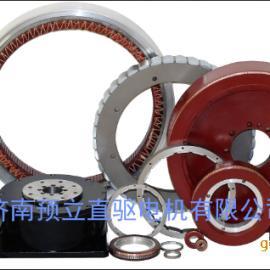 预立直驱电机低速大扭矩采用矫顽力强的稀土材料,控制精度高、响