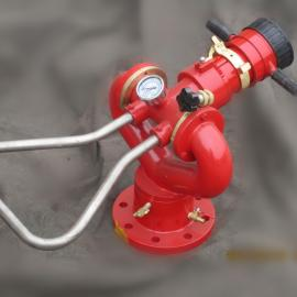 环球消防牌手动固定式PS30防冻自泄消防水炮