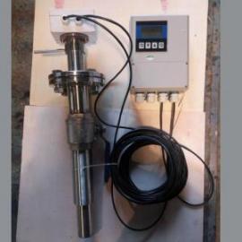 青岛大口径在线安装插入式电磁流量计