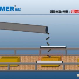 天津测量光幕传感器 天津安全保护装置 红外线保护装置