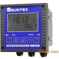 SUNTEX 在线 微电脑溶解氧变送器 DC-5300 DC-5300RS