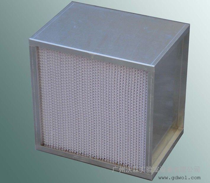 不锈钢高效过滤器 有隔板高效过滤器批发定制