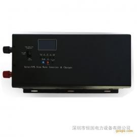浙江2KW家用逆变器 DC12V/DC24V太阳能逆变器