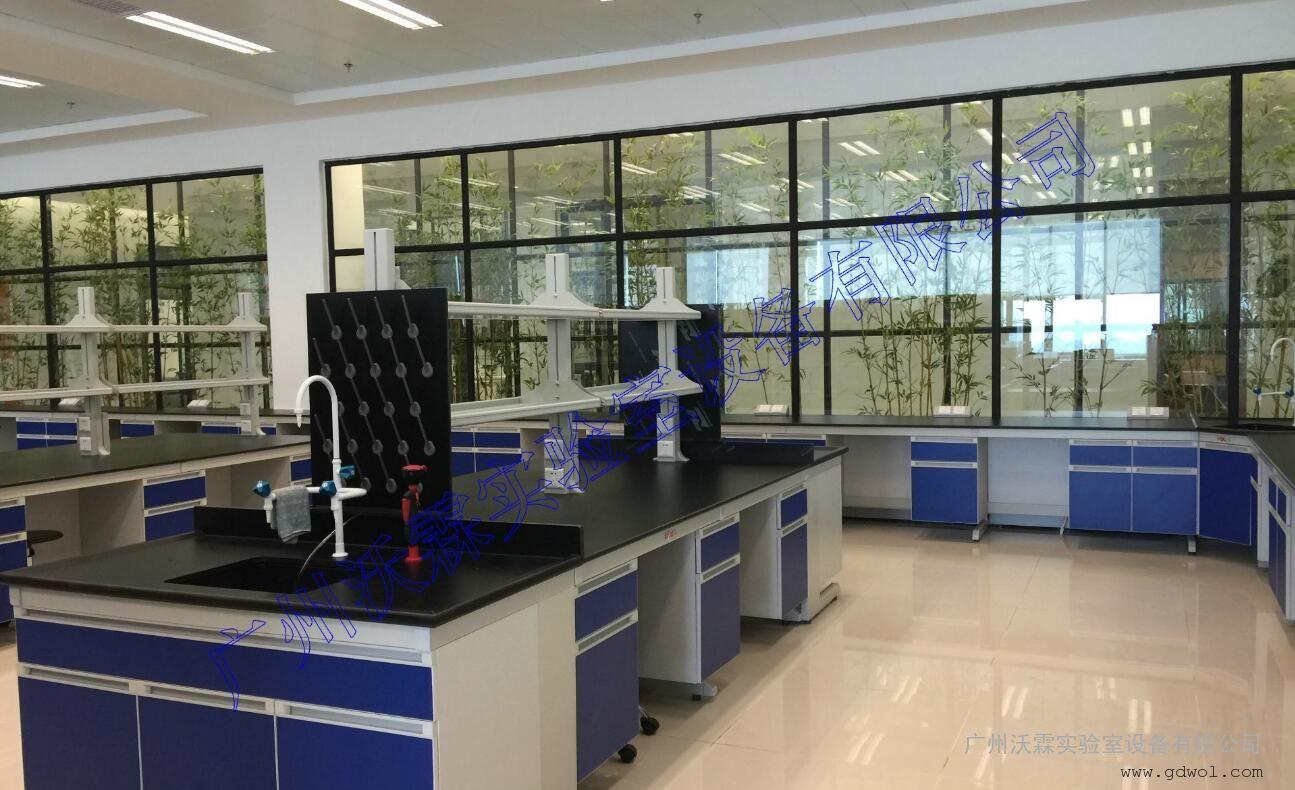 广州大学城化工实验室系统 理化实验室 医疗实验室设计装修